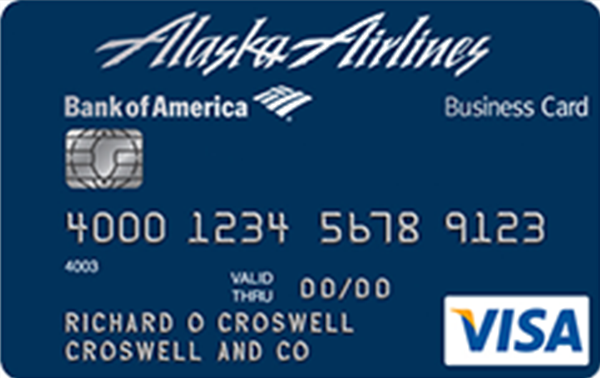 Alaska Airlines Visa Signature Business Card TopMiles