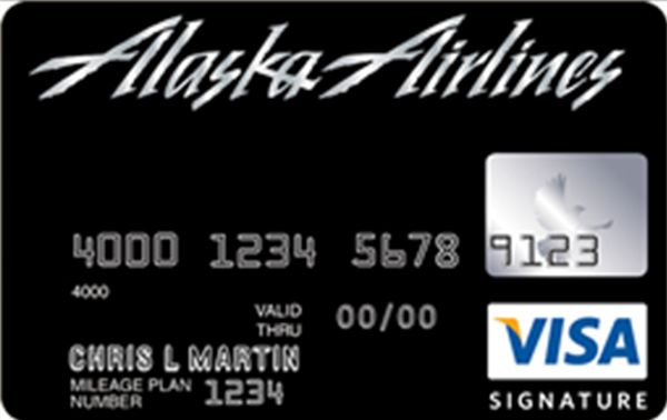 Alaska Credit Card Login >> Alaska Airlines Visa Signature Card Topmiles