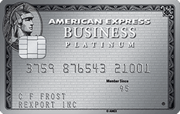 Business platinum card from american express topmiles for Amex business credit cards