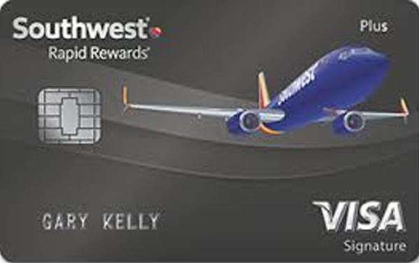 Chase Southwest Plus Business Card TopMiles