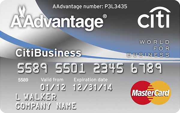 Citi aa business card topmiles citi aa business card reheart Gallery
