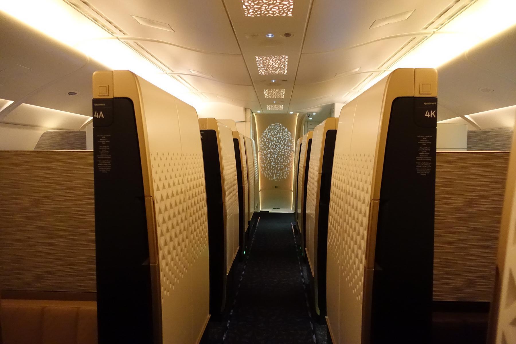 Etihad Launches Ultra-Luxurious A380 Residence On New York-Abu Dhabi Flights foto