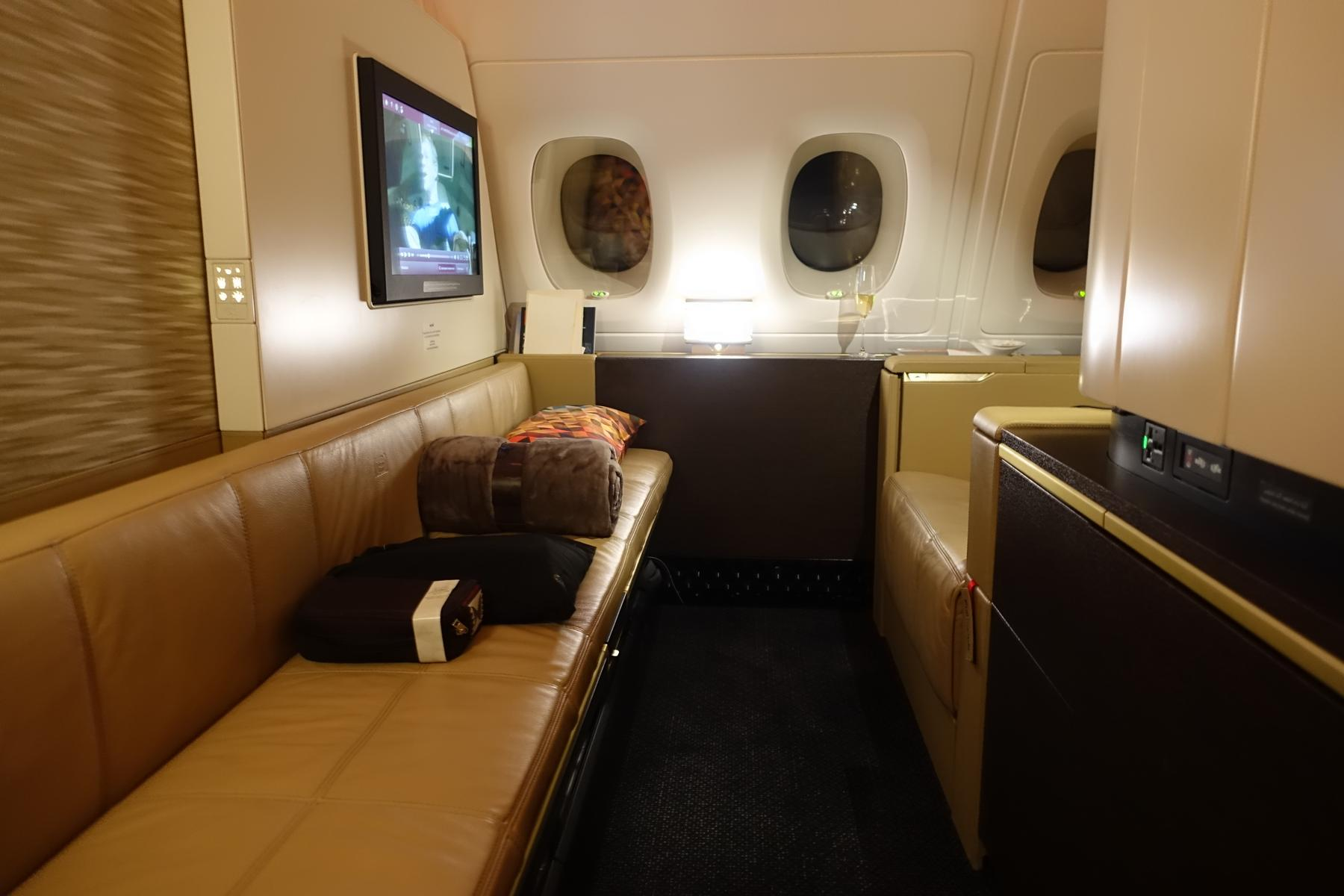 My $23,000 Flight On The Etihad Residence U0026 Apartment For $104   Etihad  A380 First Class   TopMiles