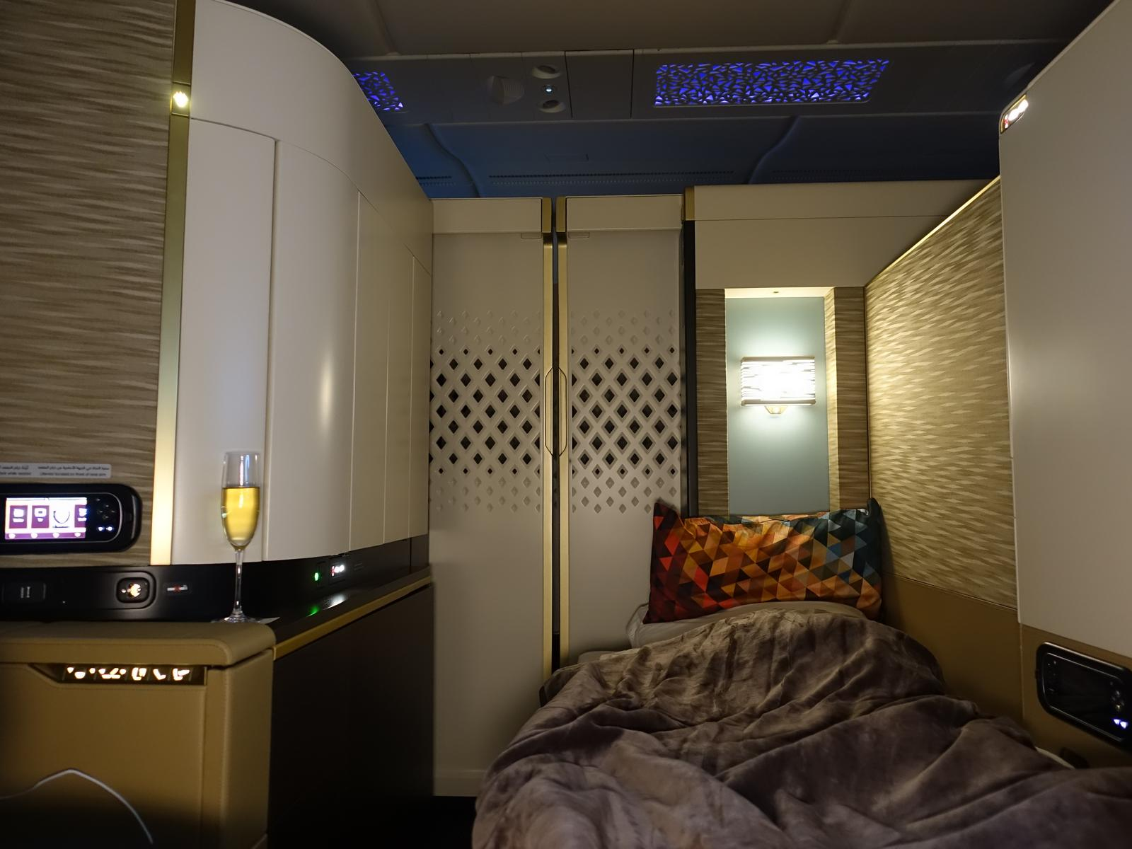 My 23000 Flight On The Etihad Residence Amp Apartment For