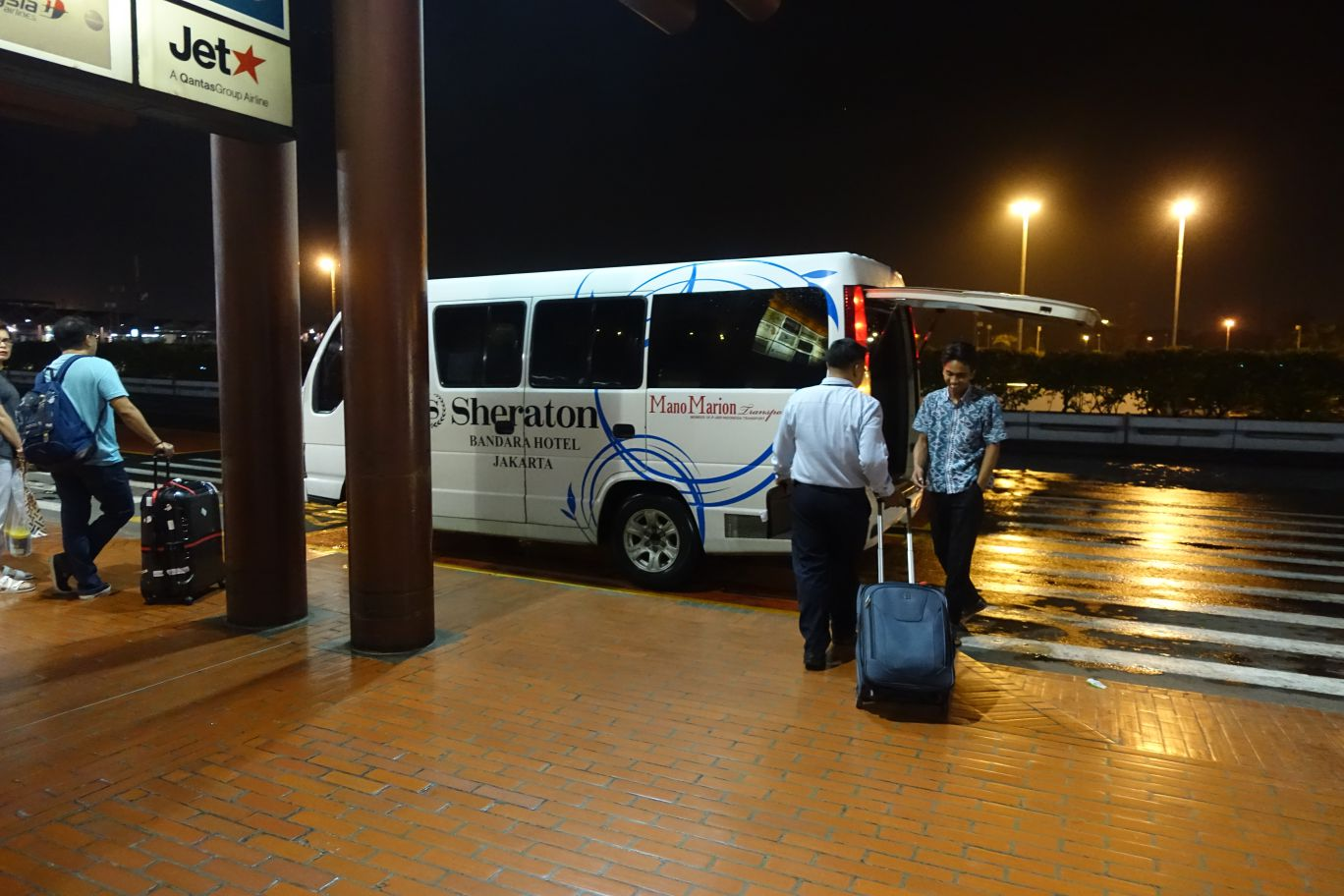 Review Sheraton Bandara Jakarta Airport Topmiles