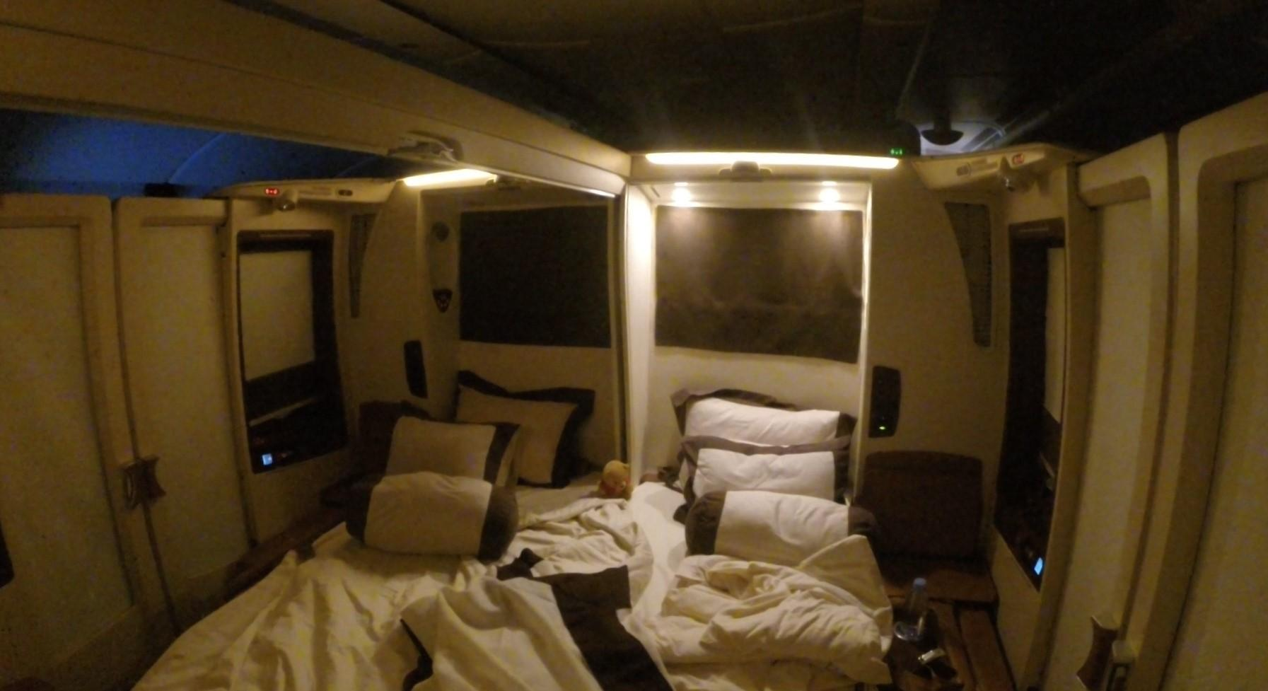 My 16000 Christmas Flight on Singapore Airlines First Class Suites