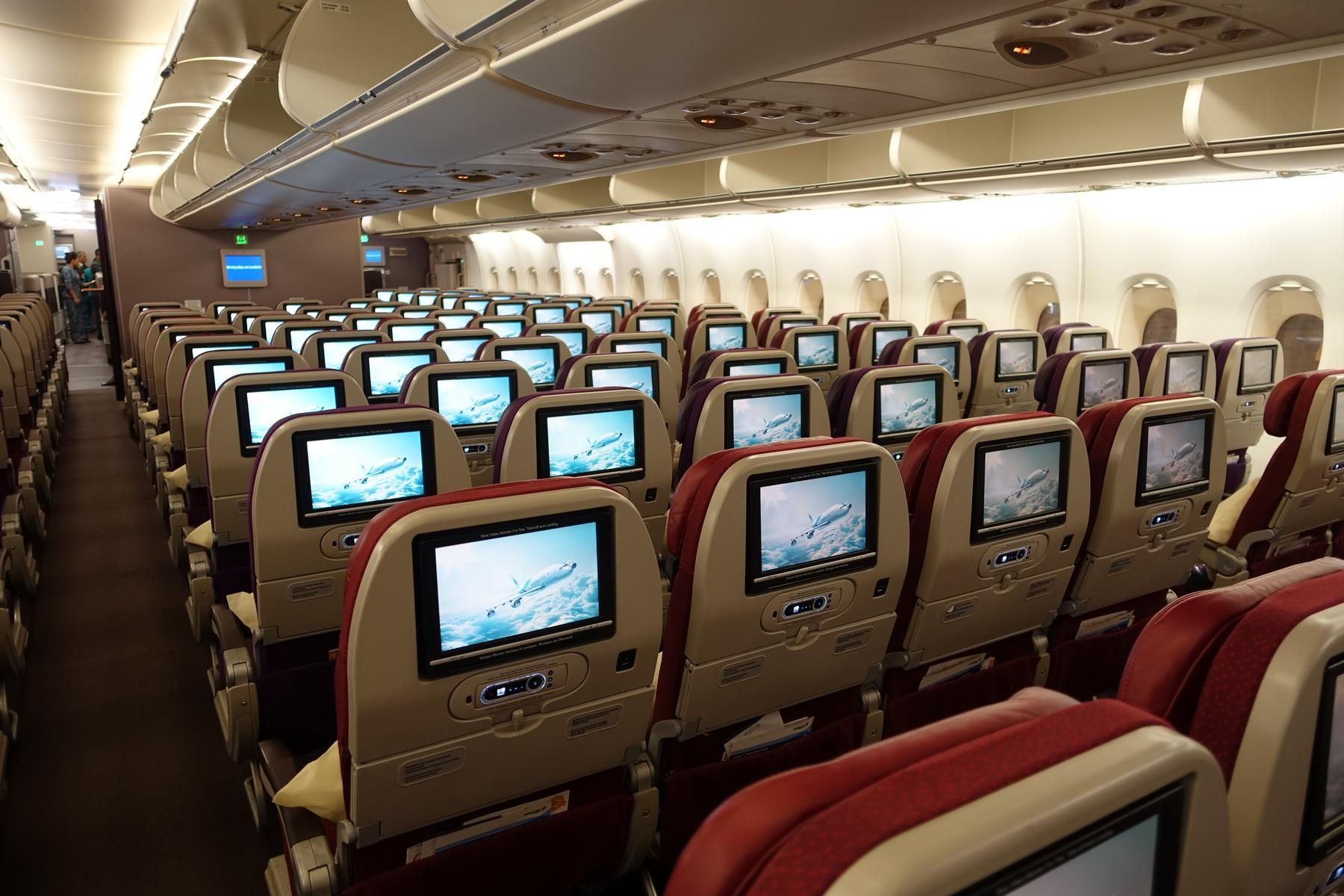 Review Malaysia Airlines First Class Amp A380 Tour Cockpit