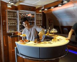 Review: Emirates First Class - Sydney to Dubai - A380